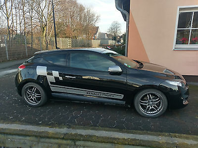 Renault Megane III TCe180 Coupe GT, nur 33.900 KM, Sound-Anl., Keyless, gepflegt