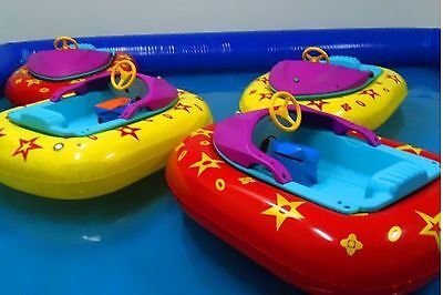 Bumper Boat  UK Supplier In stock NOW + Pools & packages Call 07974017181