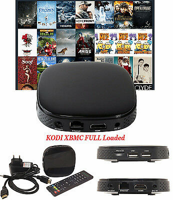 TVBOX Android Smart TV Box,INTERNET,Connessione WIFI youtube,google play,SD,KODI