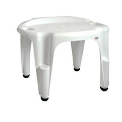 Carex Adjustable Bath And Shower Seat With Back 1 each