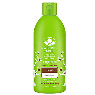 Conditioner Herbal Regular 18 Oz by Nature's Gate