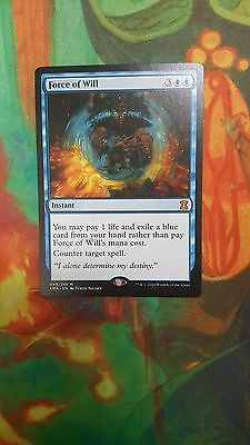 Force of Will, Eternal Masters, MTG - NM/M
