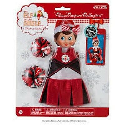 Elf on the Shelf® Claus Couture Collection SPIRITED  CHEER GEAR  NEW