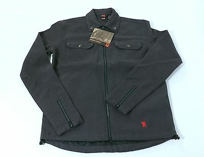 Chrome Industries Ike Windshirt Military Green Men's Small S Cycling Jacket NEW!