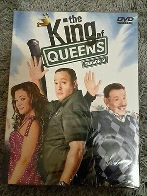 DVD the King of Queens, Season 9, OVP