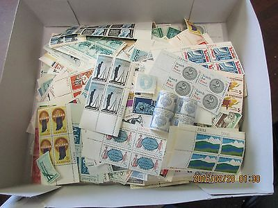 5000 5 cent commemorative stamps, Mint NH, Face Value $250.00