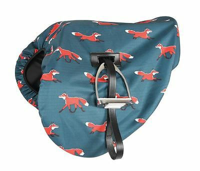 Shires Water Proof Ride On Saddle Cover Choose Pattern