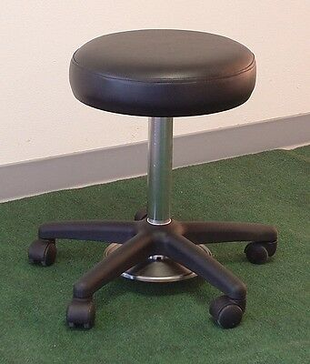 Insta-Just Medical stool - Polymer Base - Foot Operated