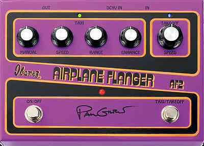 Ibanez AF2 Paul Gilbert Airplane Flanger Guitar Effects Pedal