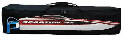 """RC Boat Carrier/Traxxas Spartan Carrier (NEW) Field Tote 42"""" Black Made in USA"""