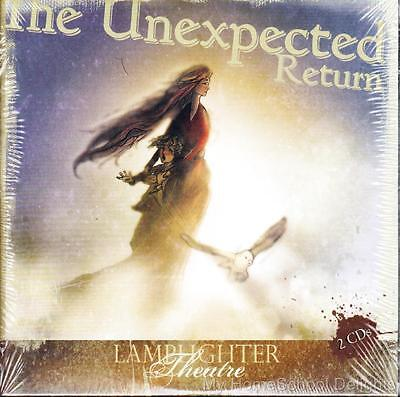 New Sealed THE UNEXPECTED RETURN Lamplighter Theater Audio CD Set Christian
