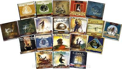 New COMPLETE Lamplighter Theatre Collection of 20 AUDIO CD Story SETS Christian