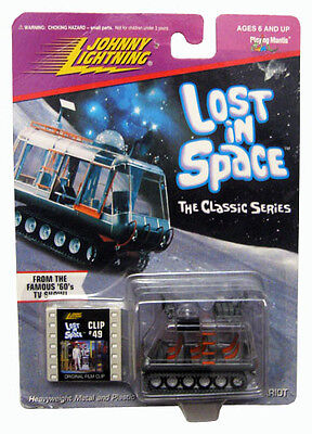 Johnny Lightning Classic Series Lost In Space Tv Charriot Playing Mantis 1998