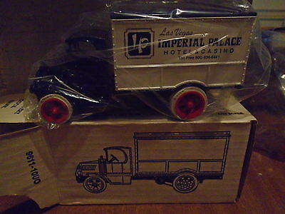 Imperial Palace Casino Mack 1926 Delivery Truck  ERTL Diecast Truck Bank