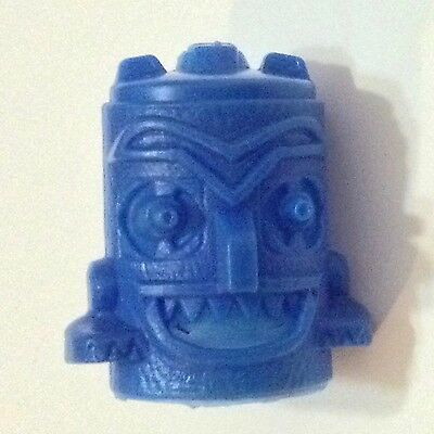 R&l Cereal Toy 1972 ~ Totem Tribe ~ Bigfoot ~ Blue ~ Aussie Kelloggs