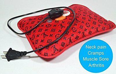 Cordless Electric Rechargeable Heating Pad for Full Body Pain Relief