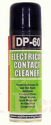 1 x Electrical Contact Cleaner Switch Clean Aerosol Spray Can Dirt Remover