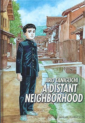 A DISTANT NEIGHBORHOOD Complete by Jiro Taniguchi