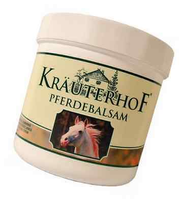 Kräuterhof Horse Balm Cools and Vitalises Precious Herbal Extracts from Horse C