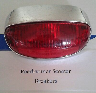 Vespa ET 2/4 Rear Brake Tail Light Unit