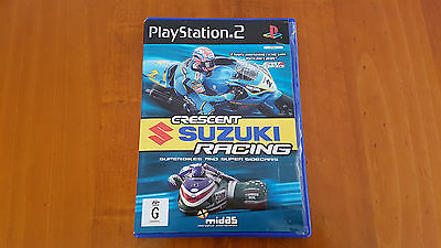 Crescent Suzuki Racing: Superbikes And Super Sidecars (Sony PlayStation 2, 2004)