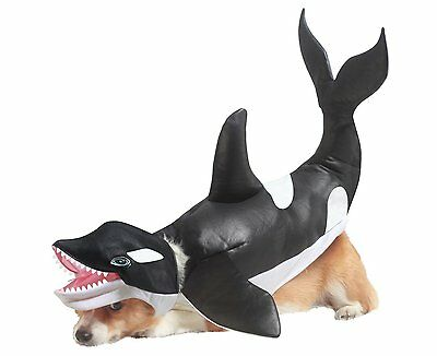 Orca - Small Dog Costume (NEW & SEALED)