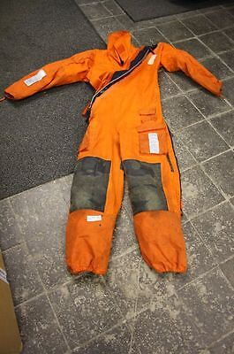 Floatation suit Viking Rubber size XL orange Fishing sport Overalls Floater