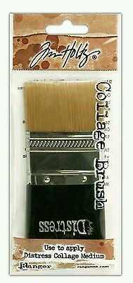 "RANGER Tim Holtz Distress Collage Brush 1'-3/4"" BRAND NEW RELEASES Deals 2 B HAD"