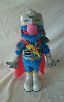 Sesame Street Talking Super Grover 2.0 Hasbro
