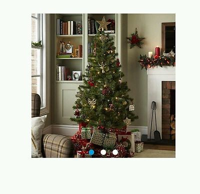 SALE 6ft (180cm) Greenland Artificial Christmas Xmas Tree With Stand