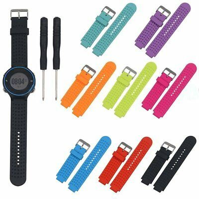 Replacement Watch Band strap +tool for Garmin Forerunner 230/235/630/220/620/735
