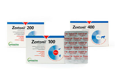 Zentonil Advanced 30 tablets 100, 200, 400 mg fast dispatch