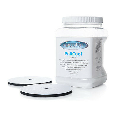 Azuradisc policool 3.1 / 3.2 Cleaning dual disc consumables kits BRAND NEW