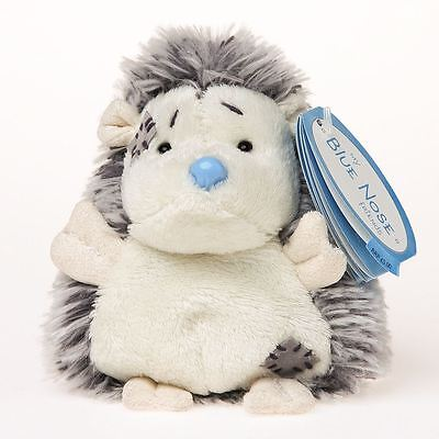 """PRE-ORDER My Blue Nose Friends - 4"""" Konkers the Hedgehog Plush No.14 GYW1574"""