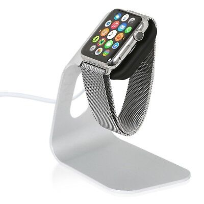 Wicked Chili Apple Watch Dockingstation aus Aluminium für Apple Watch 38 und 42