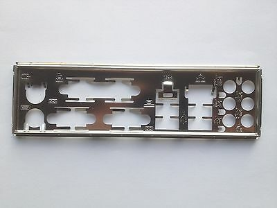 Original ATX-Blende / I/O-Shield / Backplate für Foxconn C51GM03A1-2.0-8EKRS