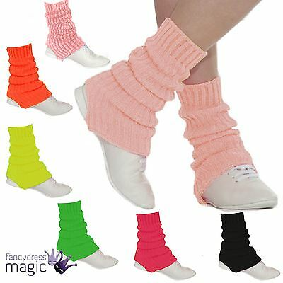 *Roch Valley Thick Stirrup Leg Warmers Legwarmers Ballet Dance Warm Up Ribbed*