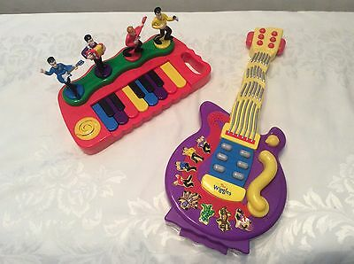 The Wiggles piano and guitar (LKE)
