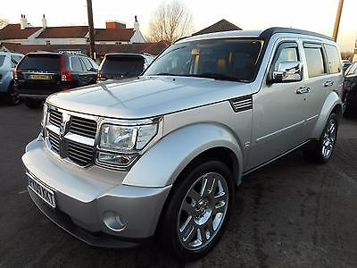 2009 Dodge Nitro 2.8 Crd Se Low Mileage Ready To Drive Away