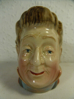 Beswick England Pecksniff Small Cream Jug. Charles Dickens. Hand Painted. 1129