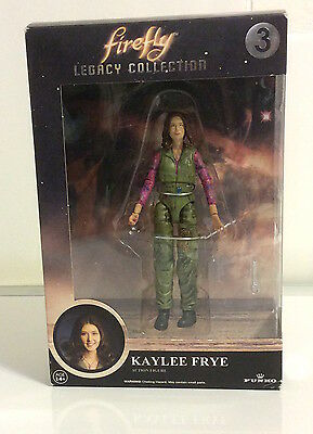 Funko, Firefly Legacy Collection #3, Kaylee Frye Action Figure, Nib, 2015