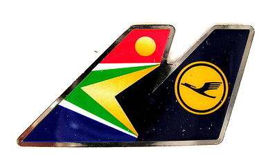 AIRLINE Pin / Pins - LUFTHANSA DOPPELLOGO SOUTH AFRICA ab 2006 [1117]