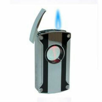 Rocky Patel Silver Tux Induction Torch Cigar Lighter  LIFETIME WARRANTY