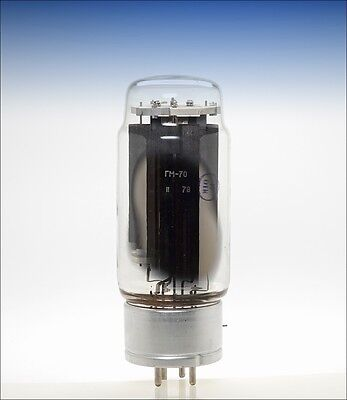 GM-70 GM70 NOS Triode OTK military with graphite anode