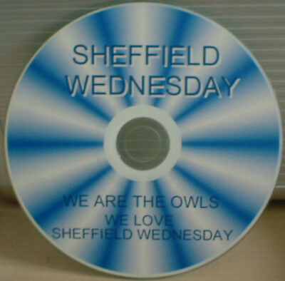 Sheffield Wednesday Fc  .we Are The Owls/ We Love Sheff