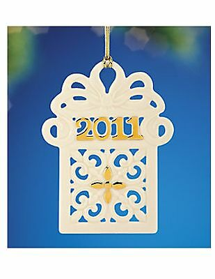 Lenox 2011 A Year to Remember Ornament