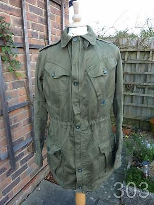 1960 Pattern British Army Military Combat Smock Long Small, Size 7