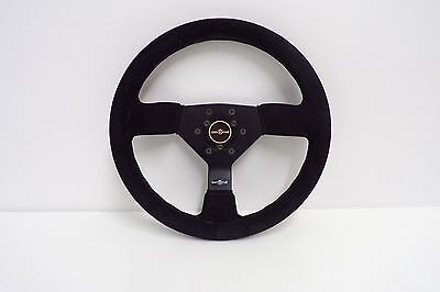 Le Mans Nissan Group C 1990 Steering Wheel From Car