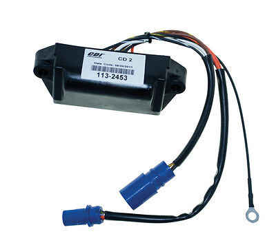 A New Evinrude Johnson Power Pack for 4-60hp Outboard (Part # 581649, 583453)