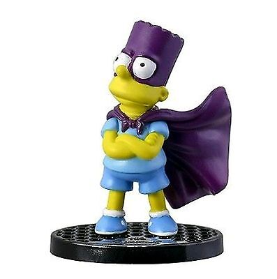 "NEW Officially Liscensed The Simpsons 2.75"" Collectible Figure - BARTMAN BART"